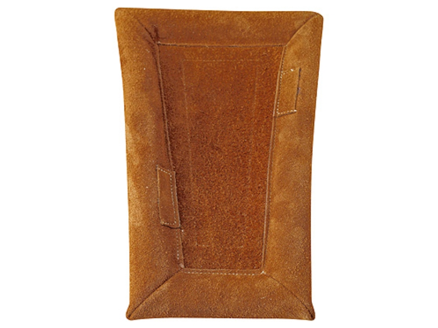 Edgewood Dead Bottom Rear Shooting Rest Bag Spacer Leather