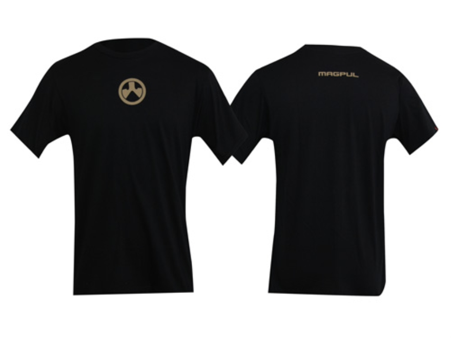 Magpul Center Icon T-Shirt Short Sleeve Cotton