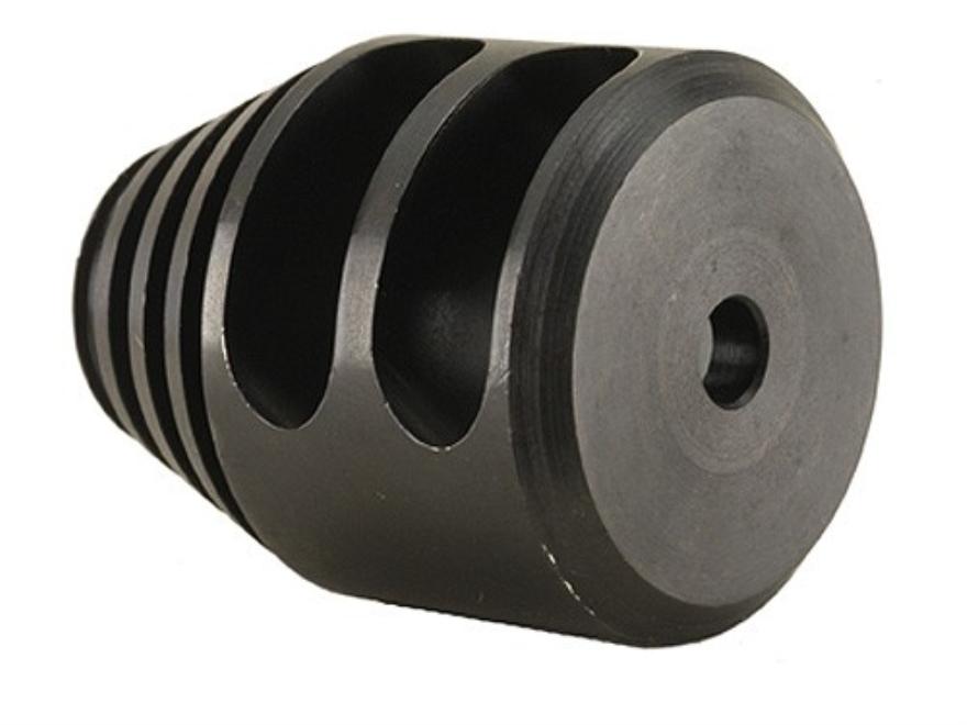 "FA Enterprises Extreme Muzzle Brake 1/2""-28 Thread AR-15 Steel Blue"