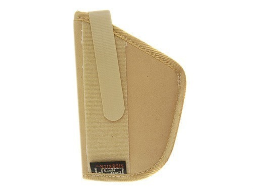 Uncle Mike's Belly Band/Body Armor Holster Ambidextrous Medium Frame Semi-Automatic 9mm Luger 4-Layer Laminate Tan