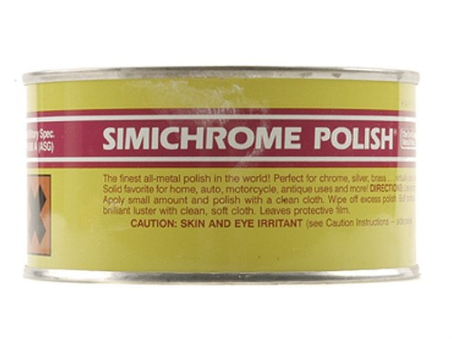Simichrome Paste Metal Polish 8.82 oz Can