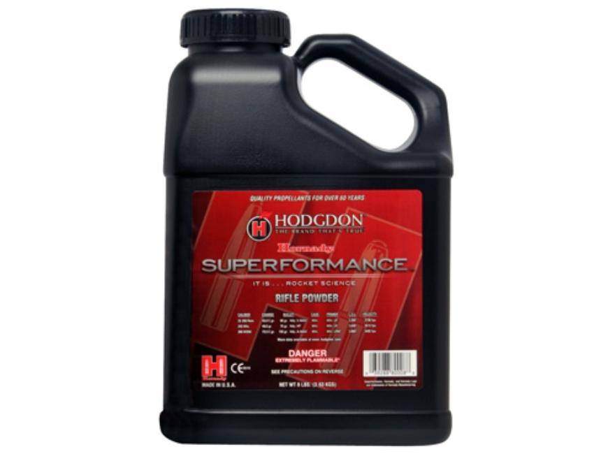 Hodgdon Hornady Superformance Smokeless Powder