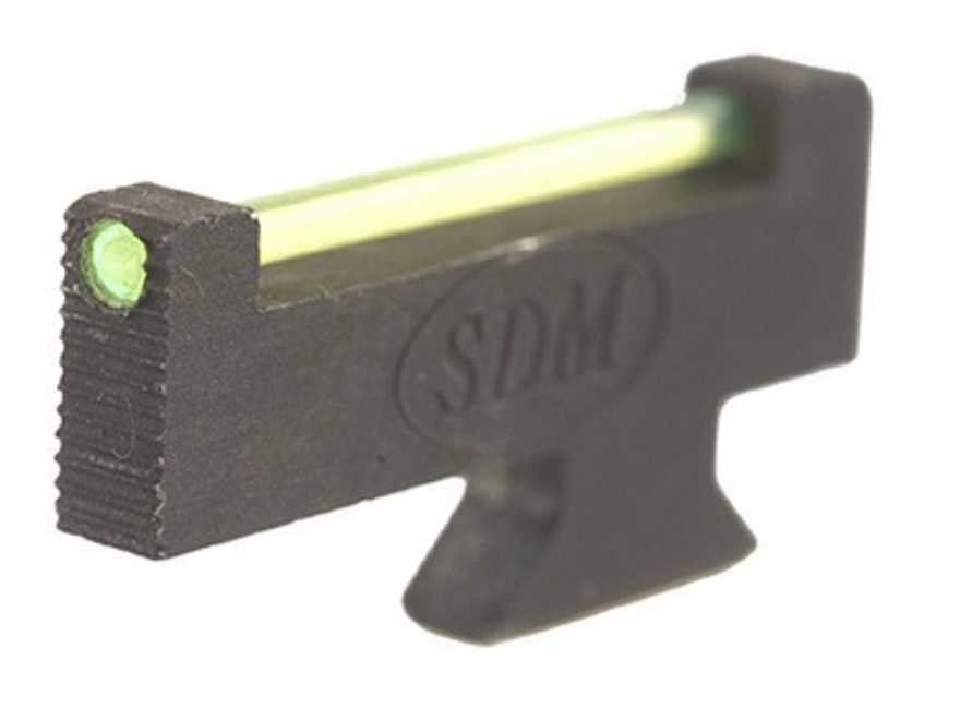 "SDM Super Sight S&W Revolvers Classic, DX .300"" Height .125"" Width .080"" Fiber Optic"