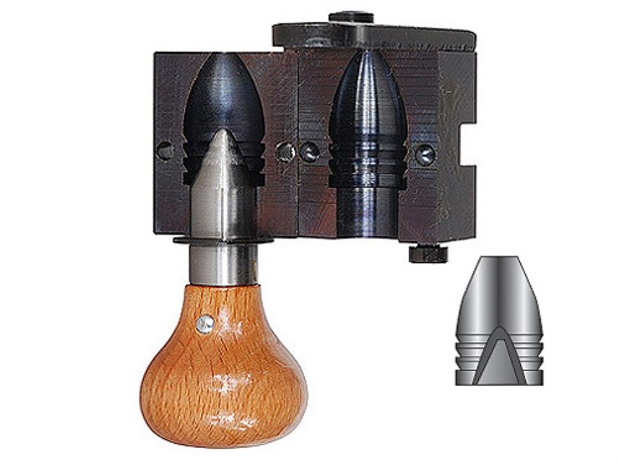 Lyman 1-Cavity Minie Ball Bullet Mold #68569 69 Caliber (685 Diameter) 730 Grain