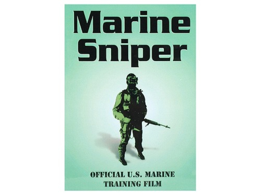 "Gun Video ""Marine Sniper"" DVD"
