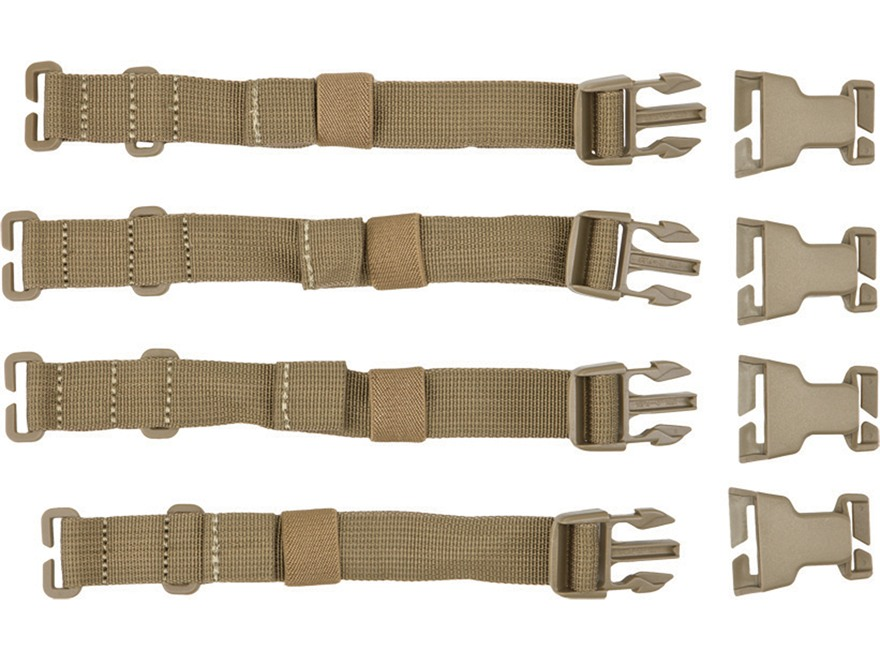 5.11 RUSH Tier System 4-Piece Strap Kit Nylon