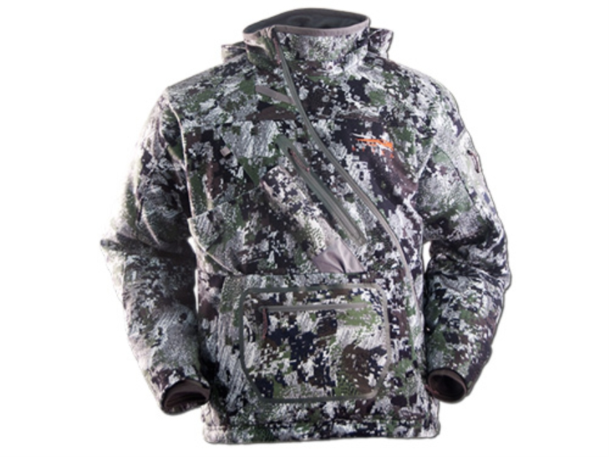 Sitka Gear Men's Fanatic Insulated Jacket Polyester Gore Optifade Elevated Forest Camo 3XL 54-57