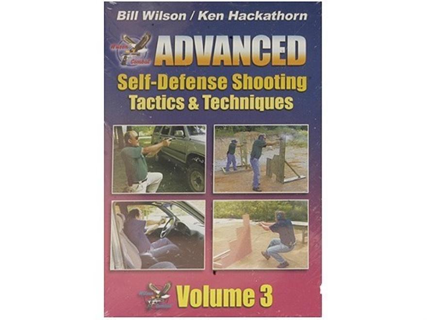 "Wilson Combat Video ""Advanced Self-Defense Shooting Tactics & Techniques, Volume 3"" DVD"