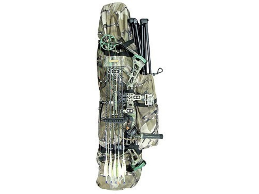 Double Bull Ground Blind Carry Bag Polyester Predator All