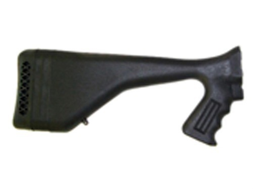 Choate Mark 5 Pistol Grip Buttstock Ithaca 37 Synthetic Black