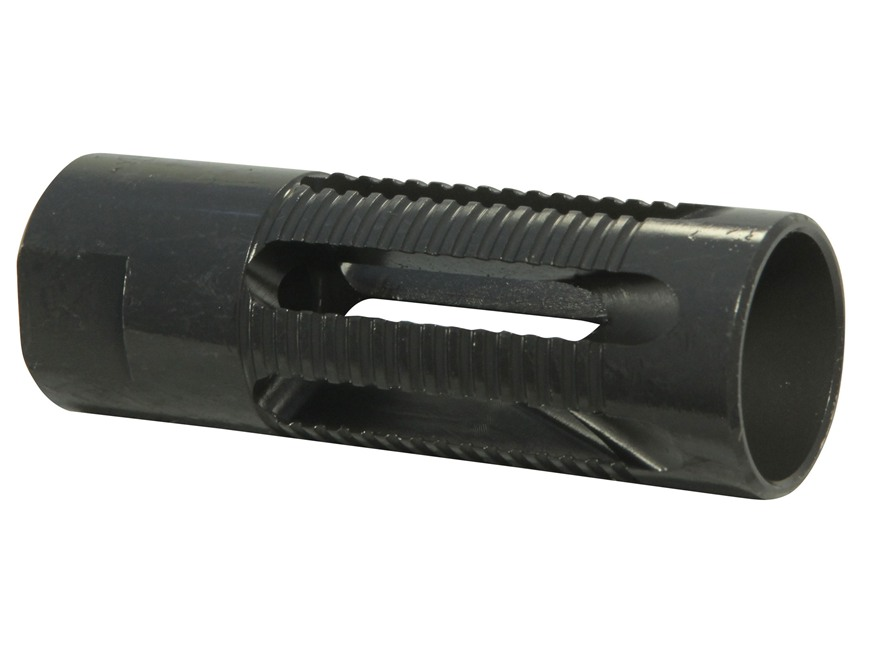 "Yankee Hill Machine Flash Hider Phantom 5C1 Smooth 5/8""-24 Thread AR-10, LR-308 Steel Parkerized"