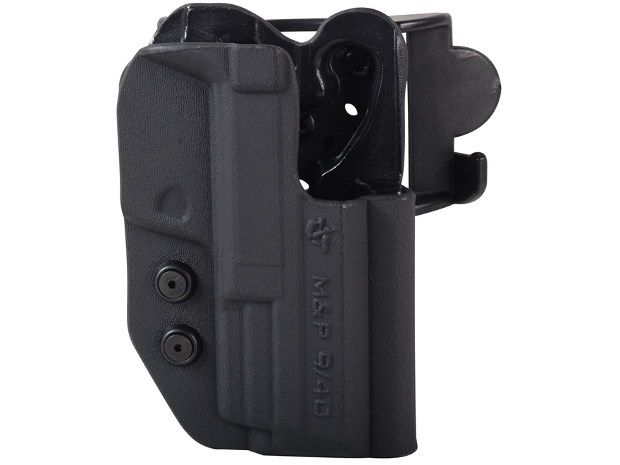 Comp-Tac International Belt Holster Right Hand S&W M&P 9mm, 40 S&W Kydex Black