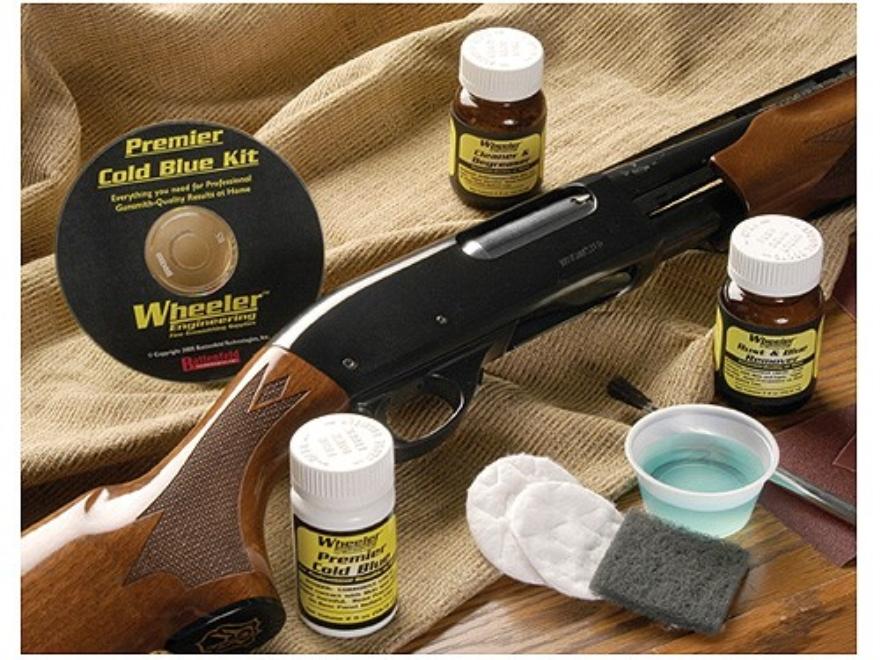 Wheeler Engineering Premier Cold Blue Kit