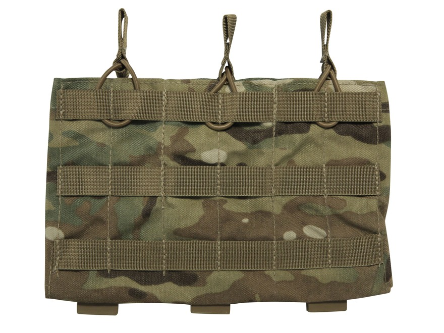 Tactical Tailor Fight Light MOLLE 5.56 Mag Panel 30 Round Magazine