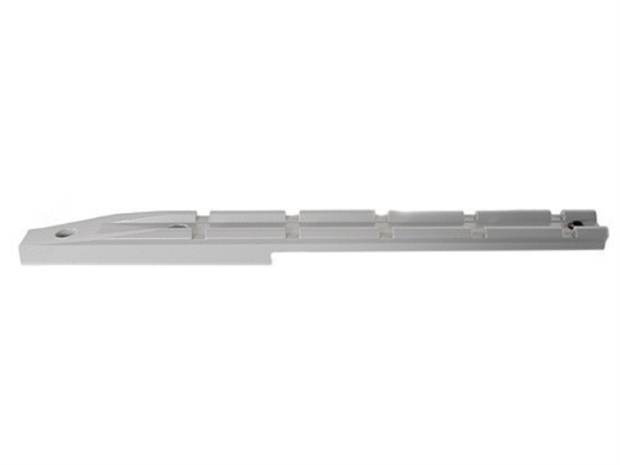 Volquartsen 1-Piece Barrel Mount Weaver-Style Base Ruger 10/22 Silver