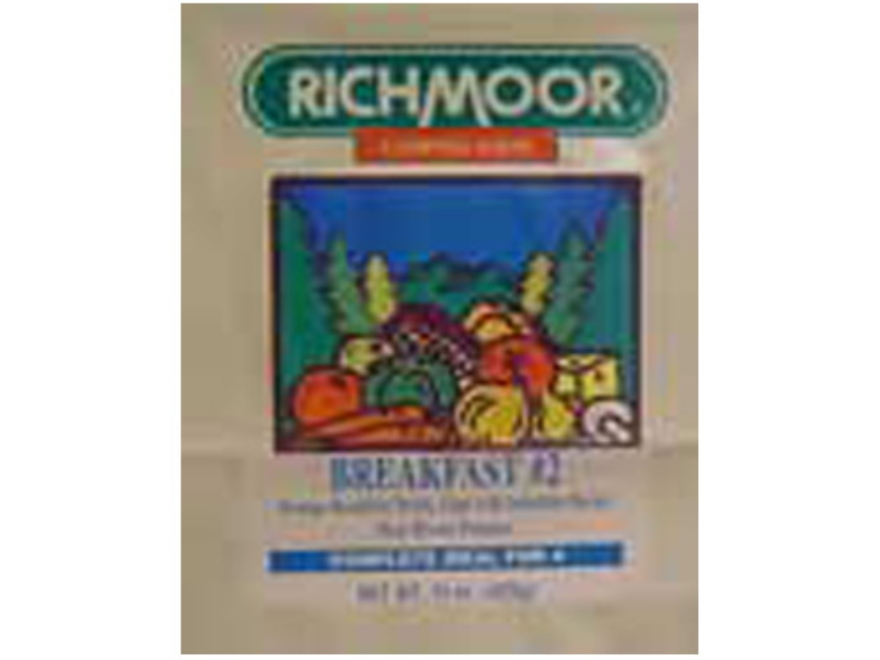 Richmoor Breakfast #2 Freeze Dried Meal Combo