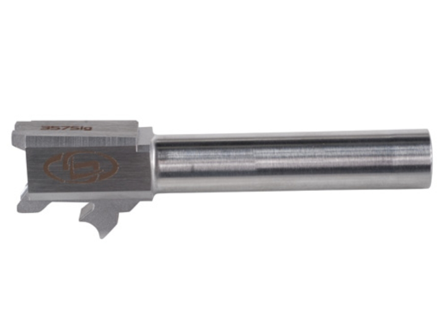 "Storm Lake Barrel Springfield XD Service 357 Sig 1 in 16"" Twist 4.05"" Stainless Steel"
