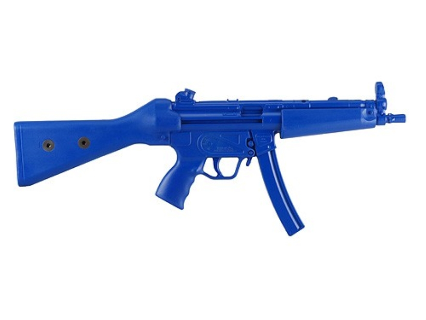 BlueGuns Firearm Simulator HK MP5 A2 Polyurethane Blue