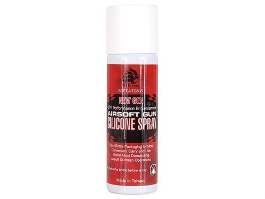 UTG Performance Enhancement Airsoft High Grade Silicon Spray Bottle 50ml.