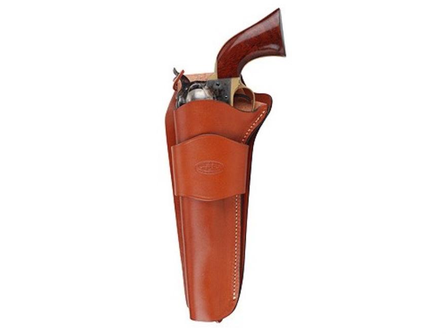"Hunter 1086 ""Duke"" Style Single Loop Holster Colt Single Action Army, Ruger Blackhawk, ..."
