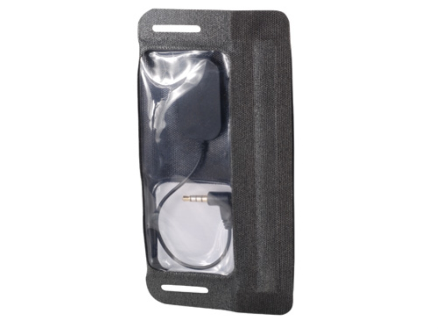SealLine iSeries Waterproof Case for iPod Nano (with Headphone Jack) Polymer Black
