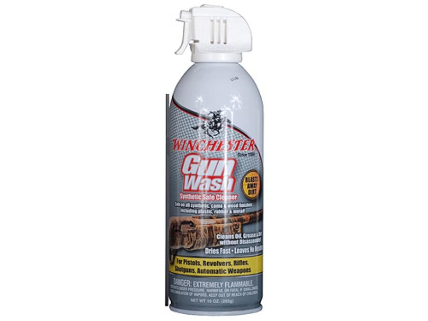 Winchester Synthetic Safe Gun Wash 10 oz Aerosol
