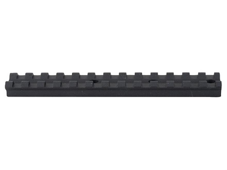 EGW 1-Piece Picatinny-Style Base Remington 870, 1100, 11-87 Matte
