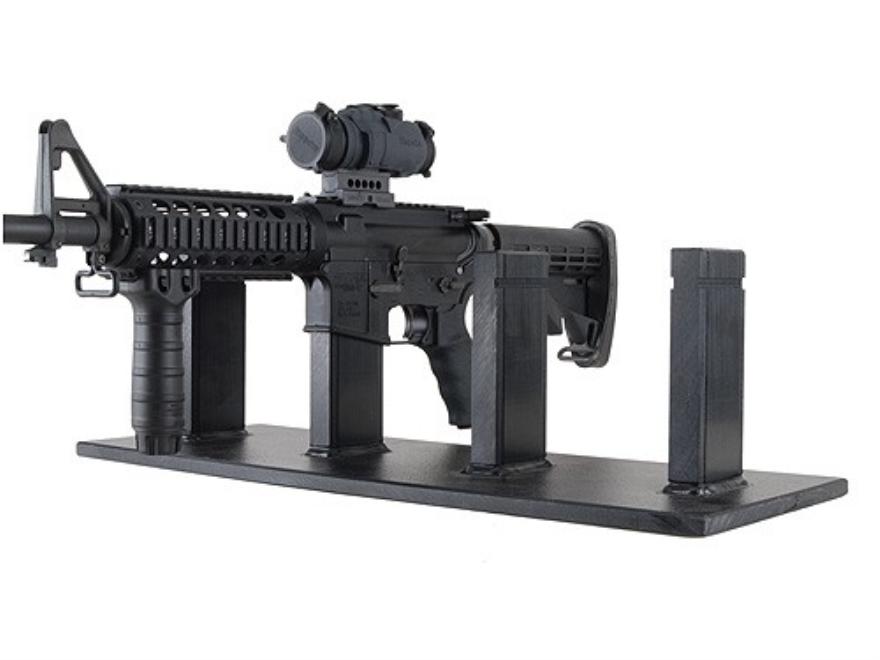 AR-15 Rifle Display Stand