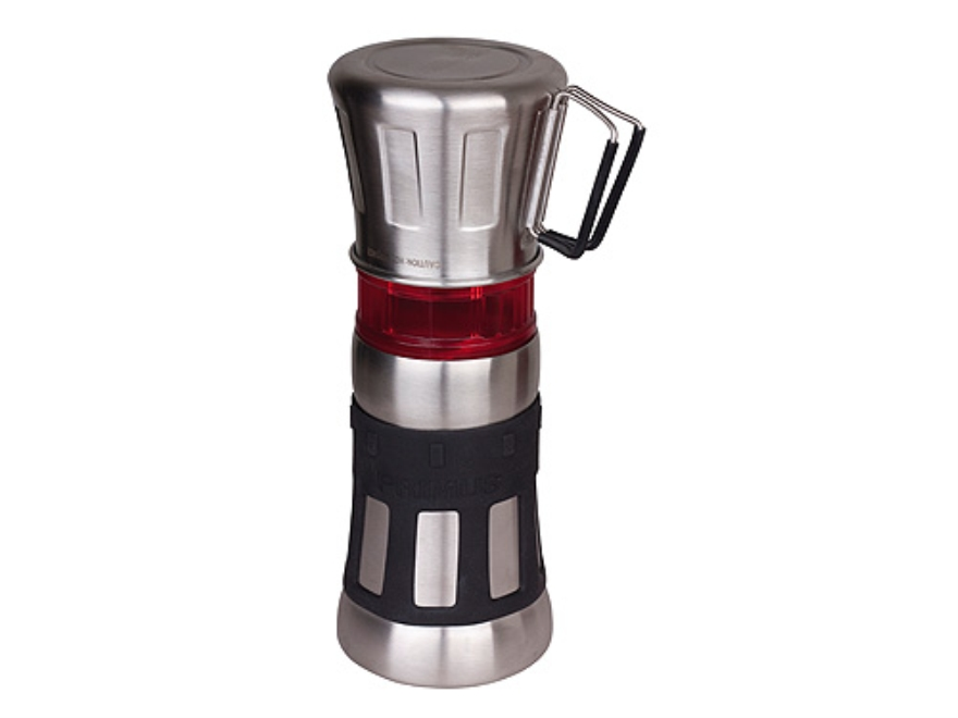 Primus Flip N' Drip Camping Coffee Maker Stainless Steel 16 oz