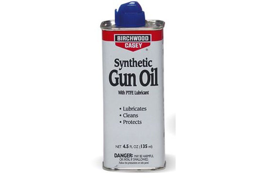 Birchwood Casey Synthetic Gun Oil 4.5 oz Liquid