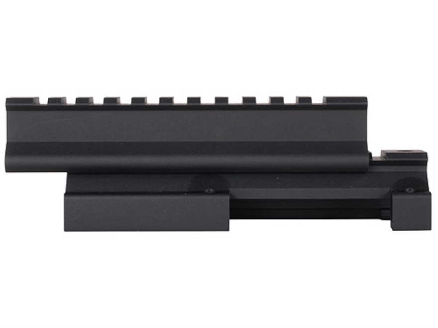 GSG 1-Piece Picatinny-Style Scope Base High/Low GSG-5, GSG-522 Matte