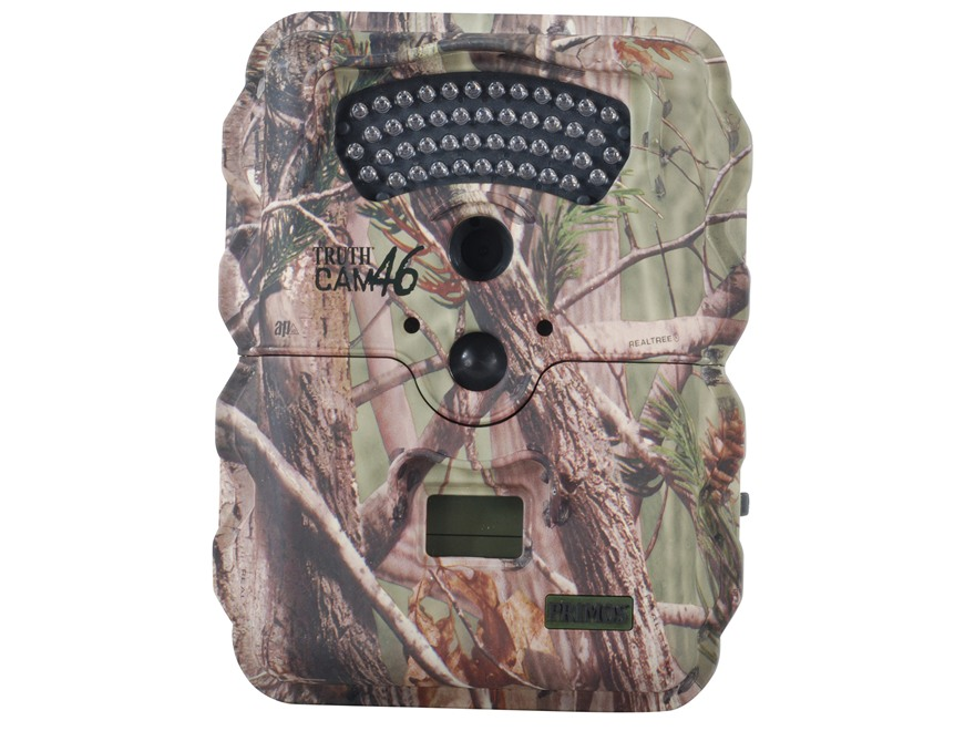 Primos Truth Cam 46 Infrared Digital Game Camera 5.0 Megapixel Realtree APG Camo
