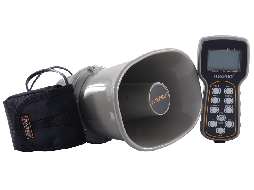 FoxPro Hellfire Electronic Predator Call with 75 Digital Sounds