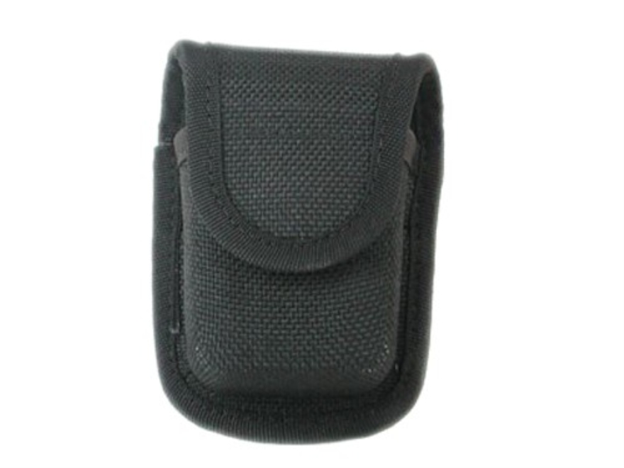 Bianchi 7315 Pager or Glove Pouch Hidden Snap Closure Trilaminate Black