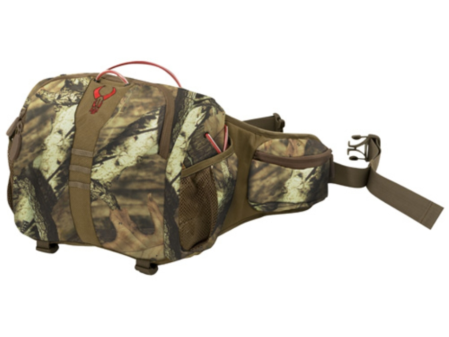 Badlands Ambush Fanny Pack Polyester Mossy Oak Break-Up Infinity Camo