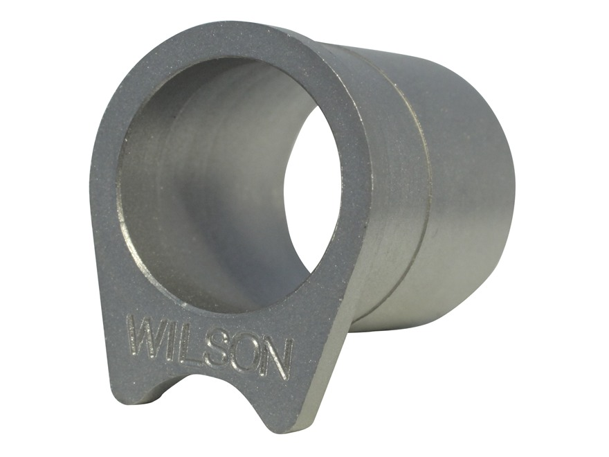 Wilson Combat Match Grade Barrel Bushing 1911 Government Steel