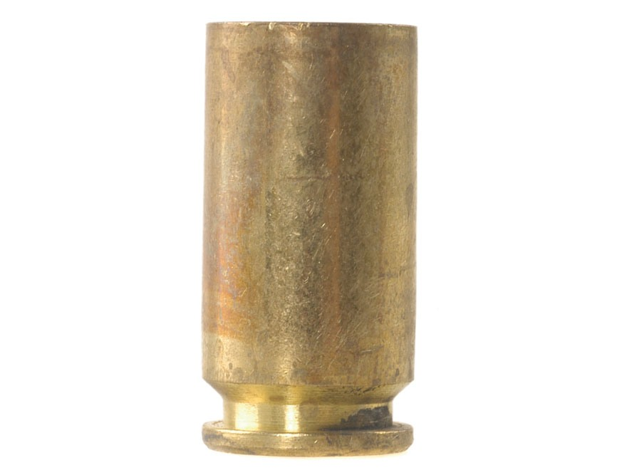 Once-Fired Reloading Brass 40 S&W Grade 3 Box of 1000 (Bulk Packaged)