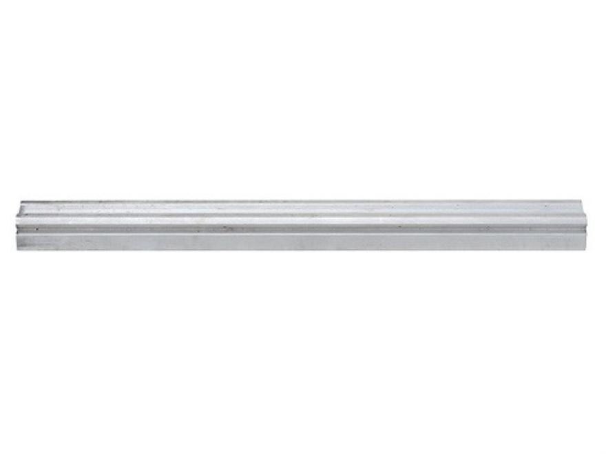 """Power Custom Gunsmith Weaver-Style Rail Scope Base Blank 18"""" Length 9/16"""" Height Aluminum"""