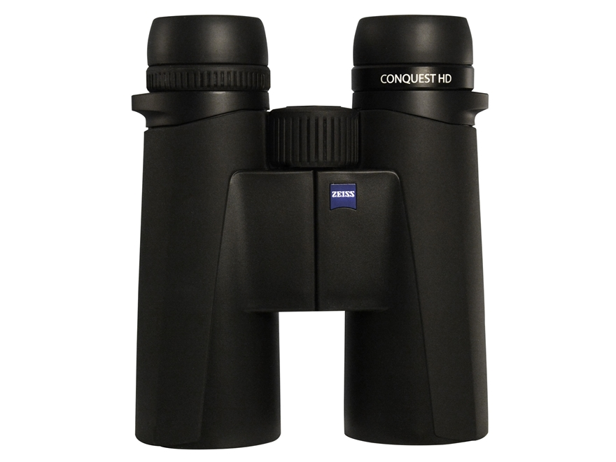 Zeiss Conquest HD Binocular Roof Prism Armored Black