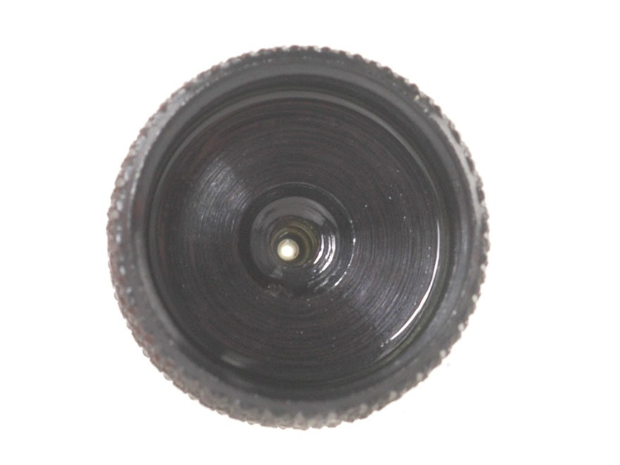 "Williams Aperture Regular WGRS 3/8"" Diameter with .050 Hole Long Shank Steel Black"