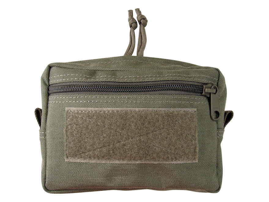 Maxpedition Horizontal General Purpose Pouch Low Profile 5x7x2 Nylon