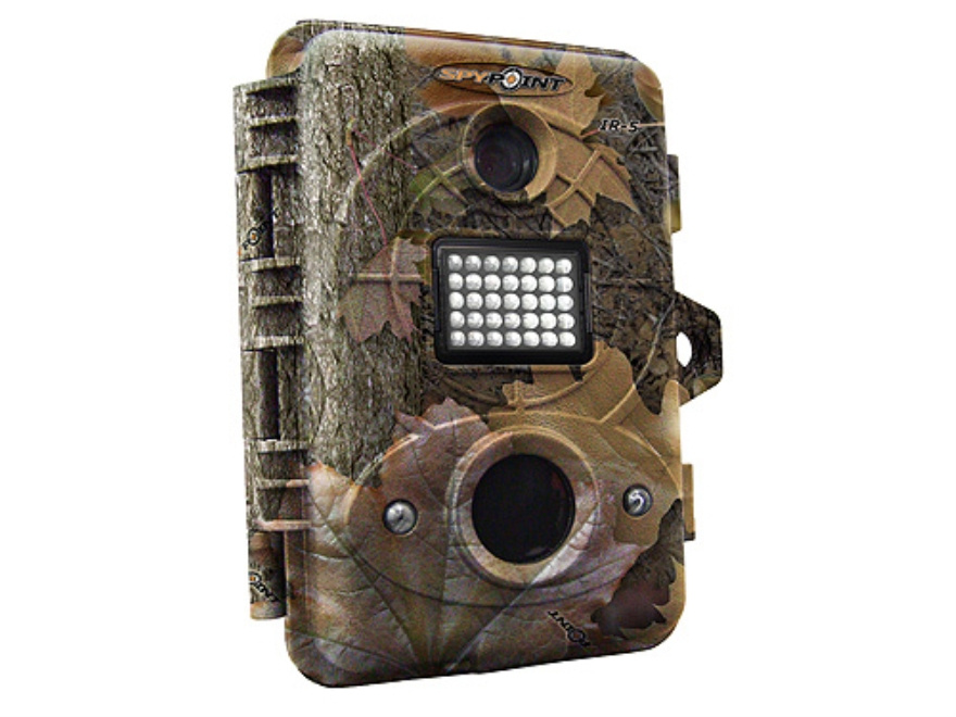Spypoint IR-5 Infrared Game Camera 5.0 Megapixel Spypoint Dark Forest Camo