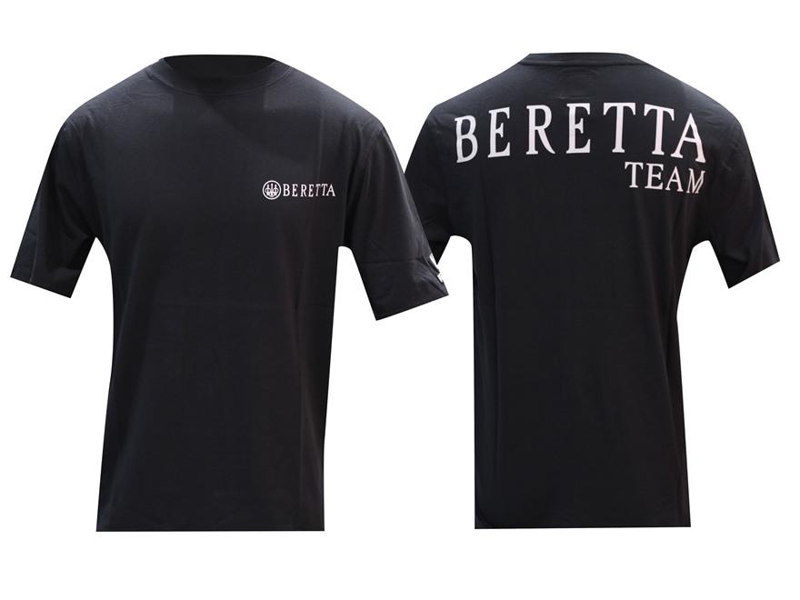 Beretta Team Short Sleeve T-Shirt Cotton