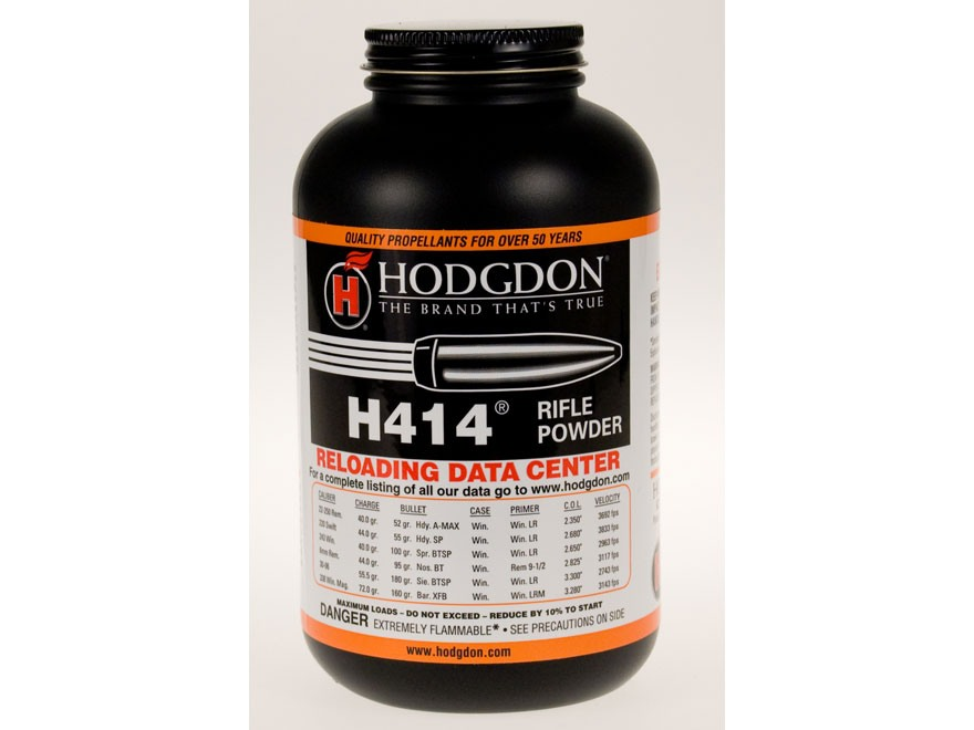 Hodgdon H414 Smokeless Powder