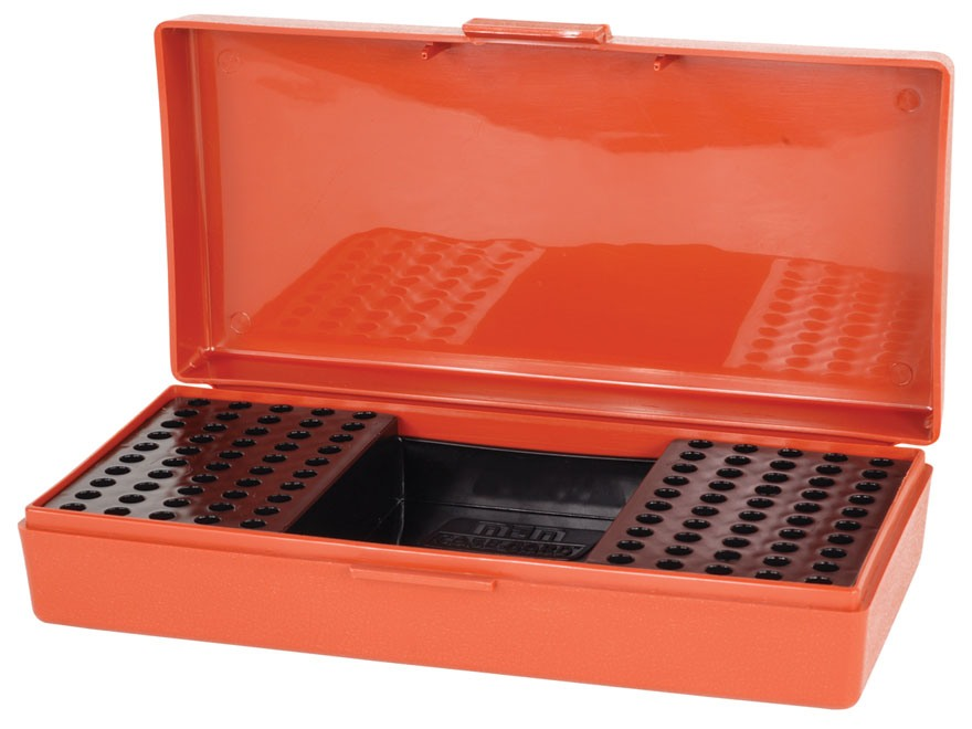 Mtm Flip Top Ammo Box 22 Long Rifle 22 Winchester Mag