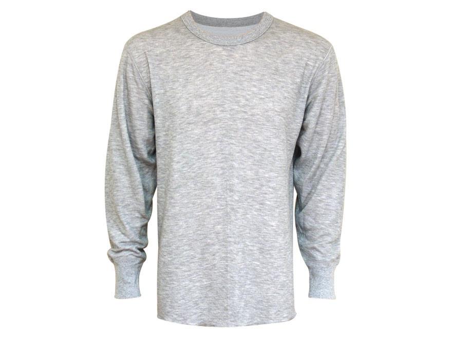 Indera Men's 2 Layer Hydropur Performance Long Sleeve Thermal Shirt