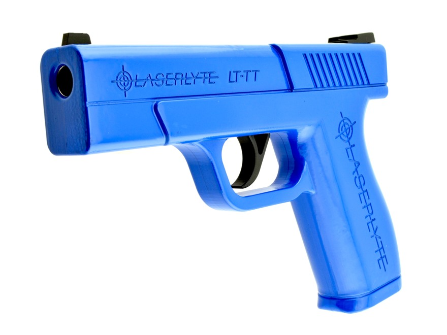 LaserLyte Trigger Tyme Pistol Housing for LT-Pro Laser Trainer