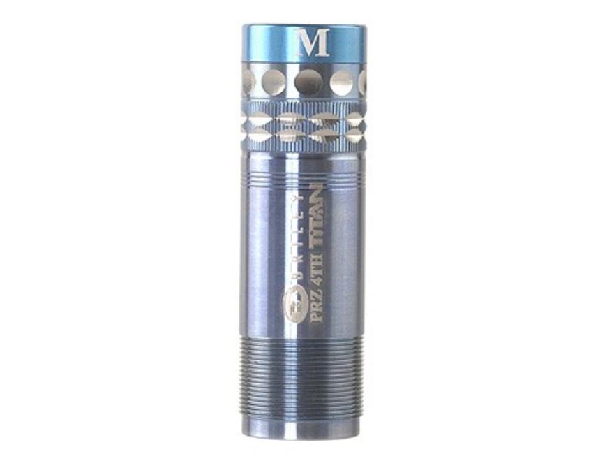 Briley Spectrum Mach 1 Extended Choke Tube Perazzi 4th Generation 12 Gauge Improved Titanium