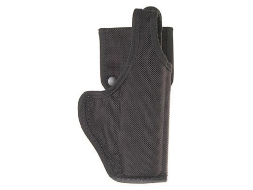 Bianchi 7120 AccuMold Defender Holster Right Hand Ruger P94, P95 Nylon Black