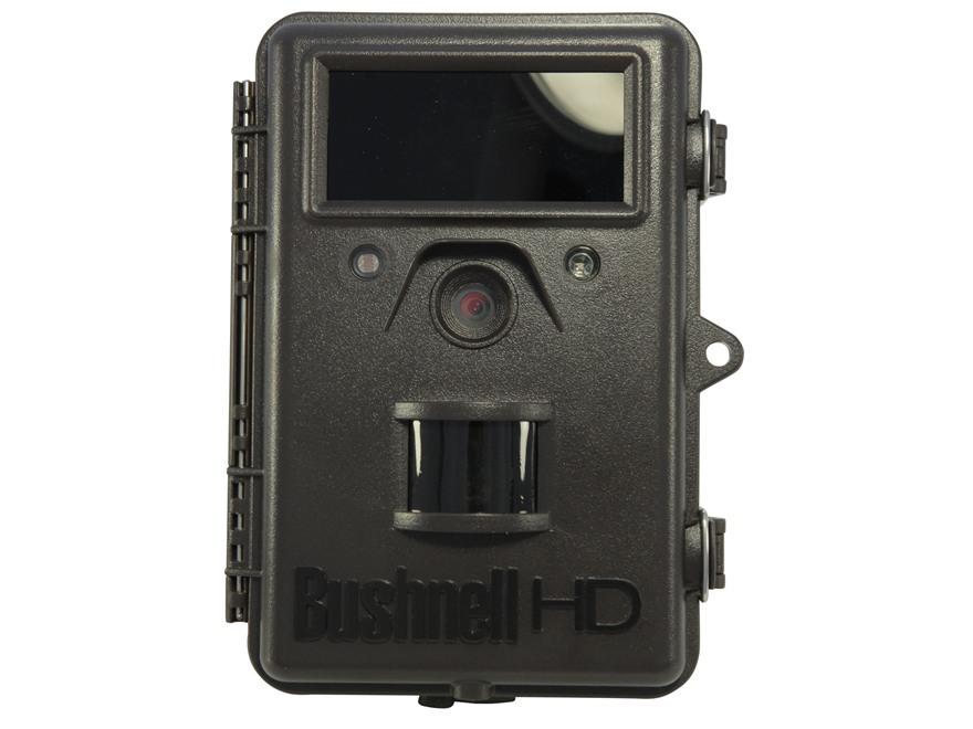 Bushnell Trophy Cam HD Max Hybrid Black Flash Infrared Game Camera 8.0 Megapixel with V...